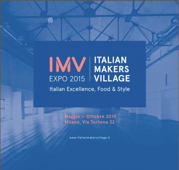 FUORI EXPO 2015 - ITALIAN MAKERS VILLAGE